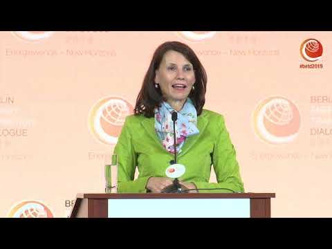 Rita Schwarzelühr-Sutter – Parl. Staatssekretärin beim BMU: #betd2019 Eröffnungsrede 2. Tag