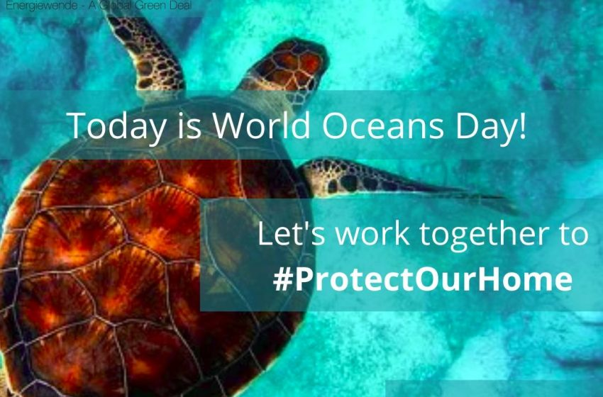 💚 🌍 🌊 Today is #WorldOceansDay! All over the #world people are calling on world leaders to take action! The world and its people depend on healthy oceans; so let's work together and #ProtectOurHome!   #betd2020 #JointheDialogue #GreenDeal #GreenRecovery #nature #environment https://t.co/0IzLvxGIgr