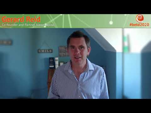 #betd2020 Speaker Statement: Gerard Reid