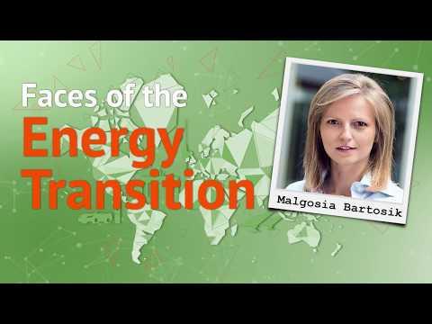 Faces of the Energy Transition: Malgosia Bartosik