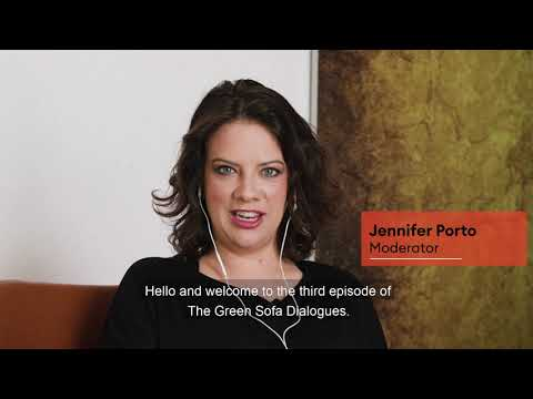 Trailer Green Sofa Dialogue #3: Green Recovery: Rebooting & boosting the economy