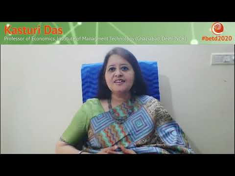 #betd2020 Speaker Statement: Kasturi Das