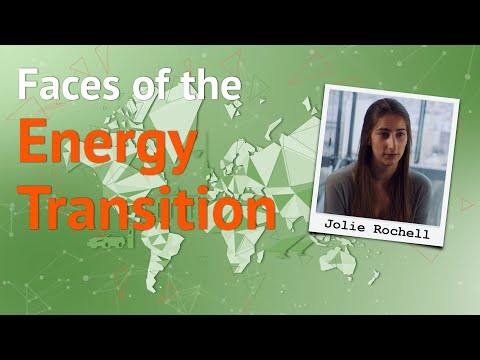 Faces of the Energy Transition: Jolie Rochell