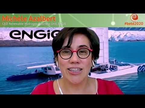 #betd2020 Speaker Statement: Michèle Azalbert