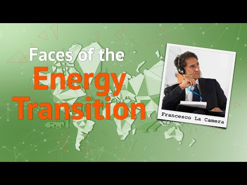 Faces of the Energy Transition: Francesco La Camera