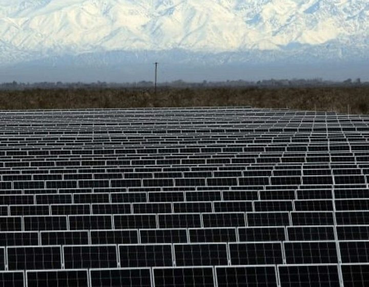 #renewableenergy  in #Mendoza: the #solar #park Santa Rosa opened In the district of El Marcado, it covers 16 hectares a…