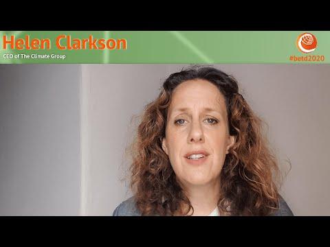 #betd2020 Speaker Statement: Helen Clarkson
