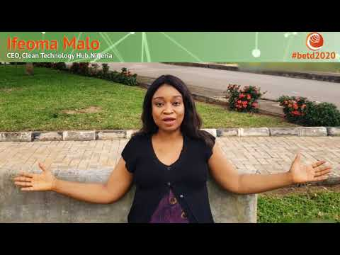 Faces of the Energy Transition: Ifeoma Malo
