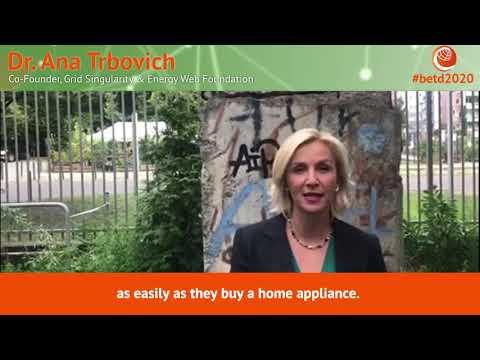 #betd2020 Speaker Statement: Ana Trbovic