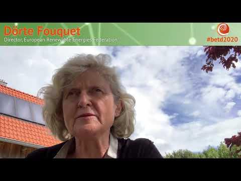 #betd2020 Speaker Statement: Dörte Fouquet
