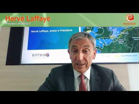#betd2020 Speaker Statement: Hervé Laffaye