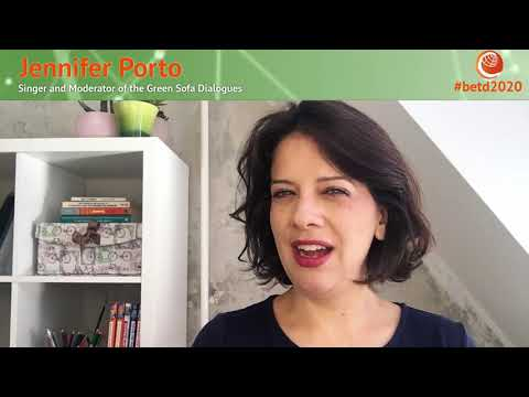 #betd2020 Speaker Statement: Jennifer Porto