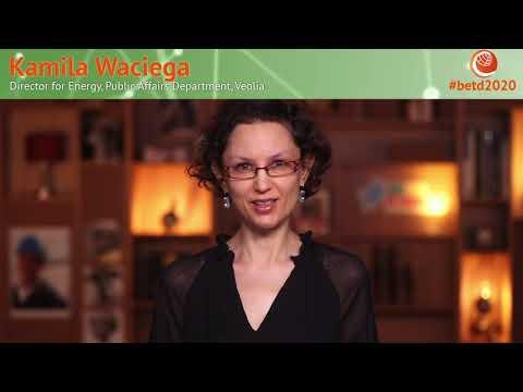 #betd2020 Speaker Statement: Kamila Waciega
