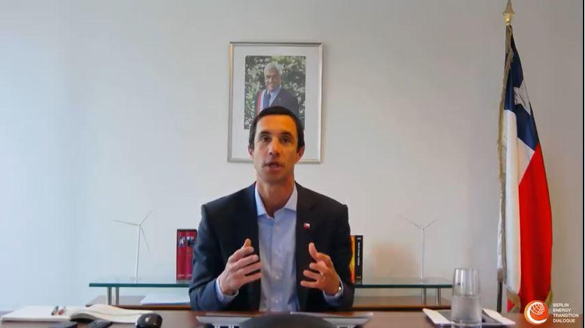 """RT @MinEnergia: AHORA▶️ Ministro de Energía @JCJobet participa en panel """"Geopolítica y oportunidades económicas del hidrógeno"""" d…"""