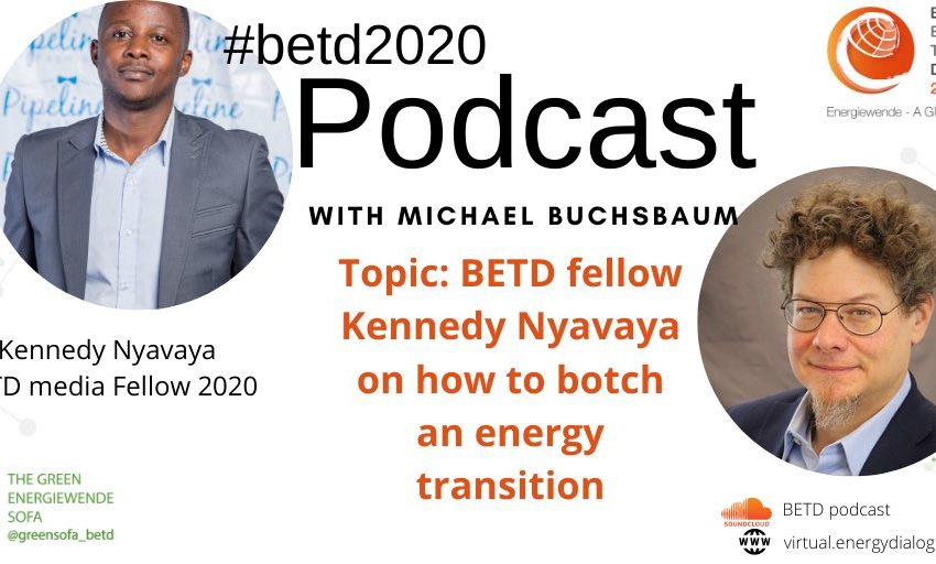 The new edition of the #betd2020 Podcast is up!@LMicalBuchsbaum sits down with #betdfellow & fellow competition winner @ken…