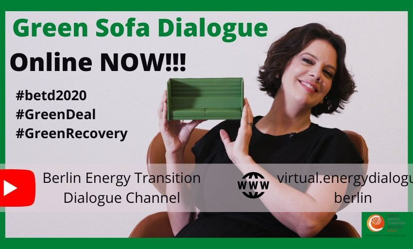 The 7th #betd2020 Green Sofa Dialogue is now online! This time @jxporto sits down with @claireroumet, Director @energycities  an…