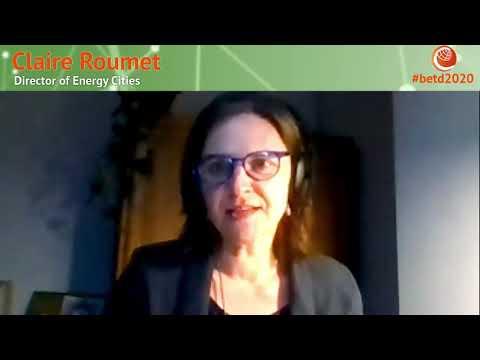#betd2020 Speaker Statement: Claire Roumet