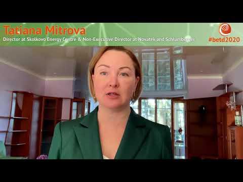 #betd2020 Speaker Statement: Tatiana Mitrova