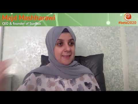 #betd2020 Speaker Statement: Majd Mashharawi