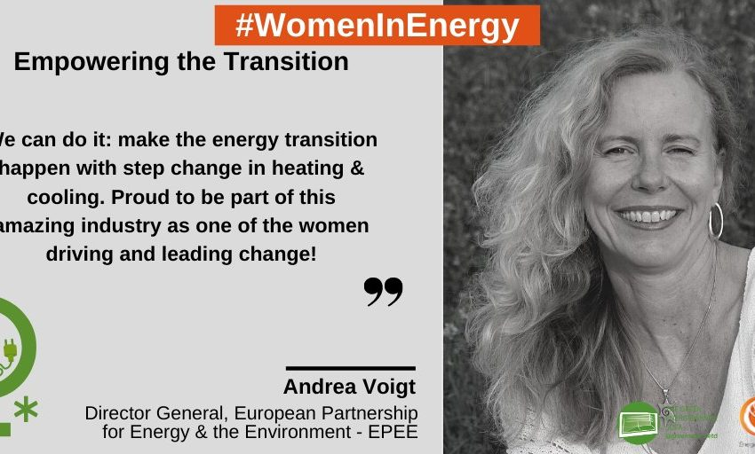 .@AndreaVoigt2305, Director General @CountOnCooling  supports the #betd2020 theme week on #WomenInEnergy – #empowering the #tran…