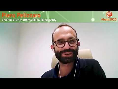 #betd2020 Speaker Statement: Piero Pelizzarro