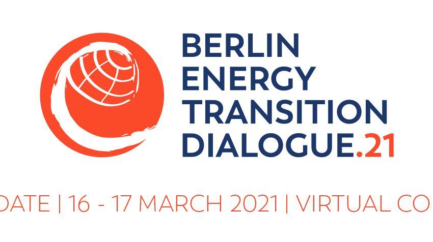 7th Berlin Energy Transition Dialogue: Save the date!