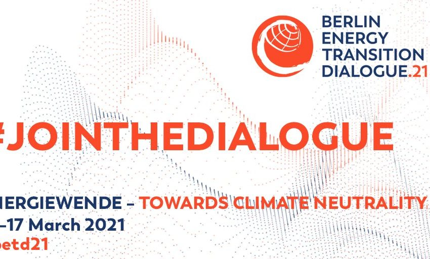 @greensofa_betd: 📆 #JointheDialogue at #betd21 on 16-17 March 2021 virtually at the Federal Foreign Office in Berlin. This year more people can be part of it, so register now. ➡️  @BMWi_Bund @bEEmerkenswert @dena_news @eclareon_Berlin @BSWSolareV