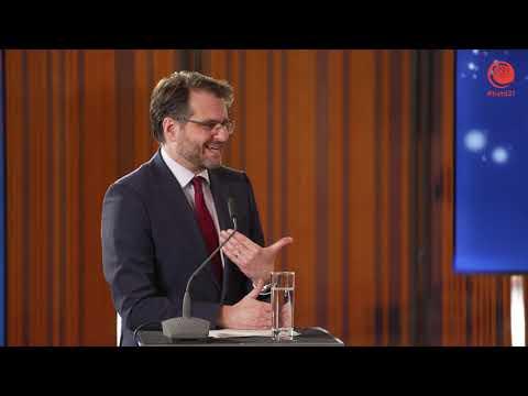 #betd21 Andreas Feicht on Green Hydrogen