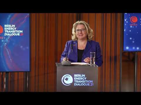 #betd21 Svenja Schulze – Keynote [DE]