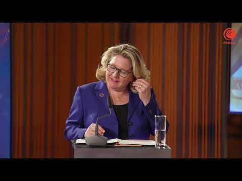 #betd21 Svenja Schulze & Anne-Marie Trevelyan – High Level Interview [DE]