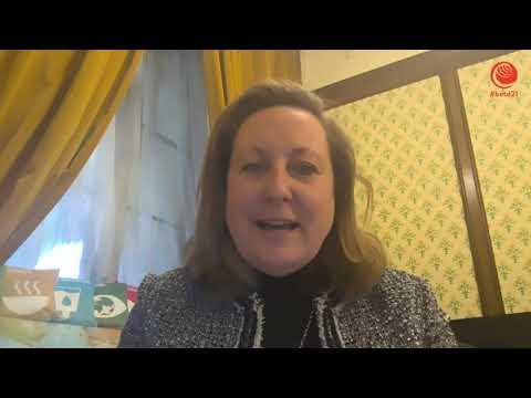 #betd21 Anne-Marie Trevelyan – Keynote [DE]