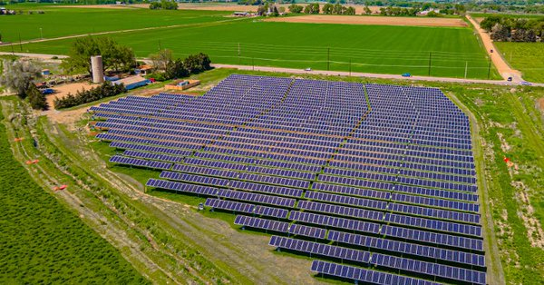 @greensofa_betd: Great News from #Colorado: @JacksSolar , a 1.2-MW #solarfarm, represents the largest #agrivoltaic research project in the #US. Jack's is also a #community #solargarden that serves as a local hub of #education and community service.@SolarPowerWorld#betd21
