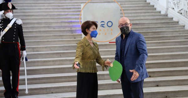 @greensofa_betd: Climate campaigners voiced frustration the #G20 #environment, #climate & #energy meeting failed to deliver a deal to #phaseoutcoal, but the recent final communique gave hope for a breakthrough in time for U.N. talks later this year.@Reuters #betd22