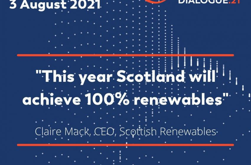 🌞🌀💚Scotland has a #renewable story to tell!Next Tuesday, August 3rd, our new Green Sofa Talk will be published!@jen…