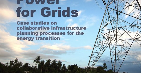 @REN21: Achieving #NetZero will require a massive overhaul of our energy systems—specifically #gridsWe teamed up with @RenewablesGrid, @Green_Europe & @CANEurope to produce this report on how to play an influential and necessary role in #grid planning processes